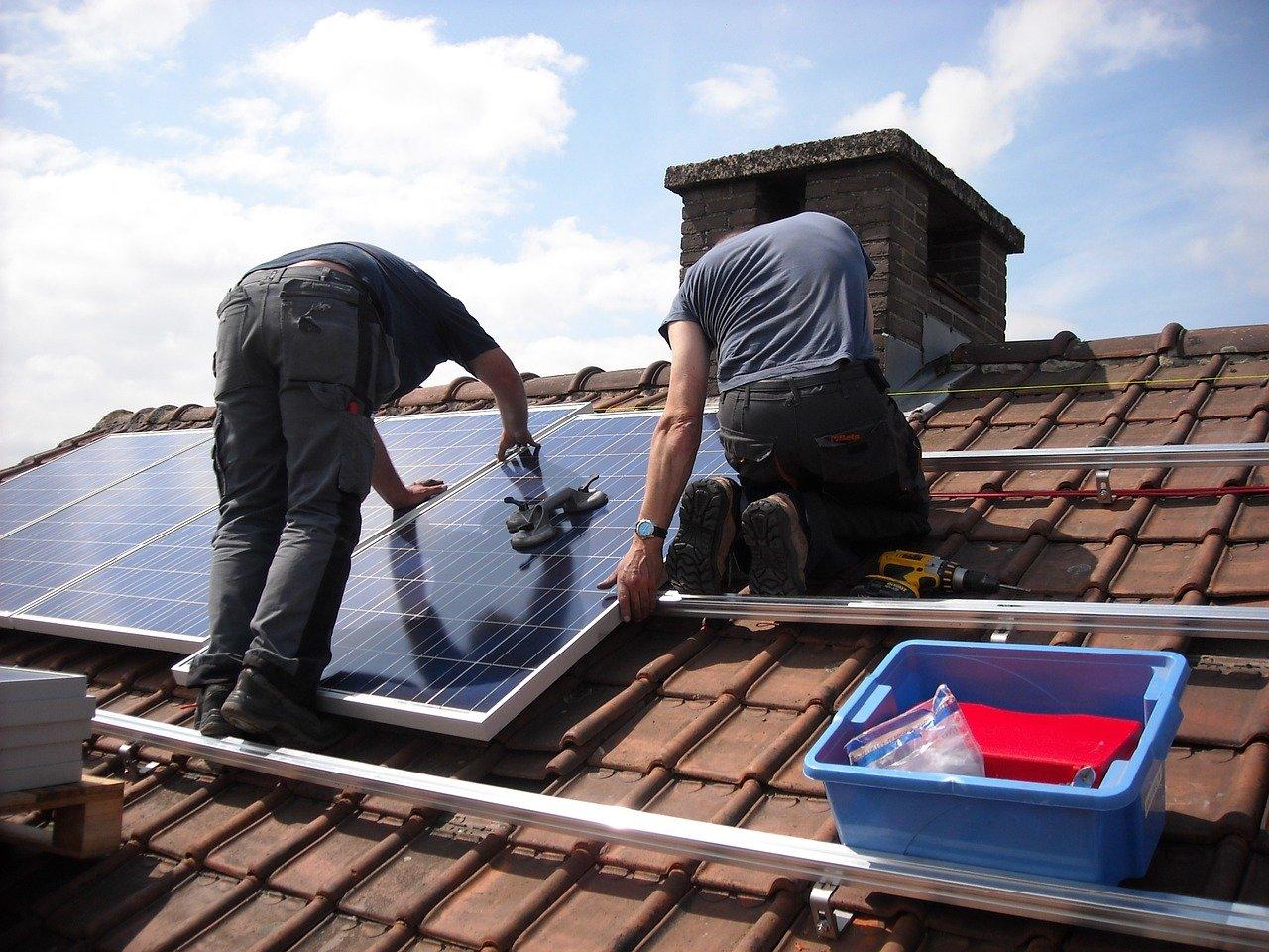 Eigenaren van zonnepanelen